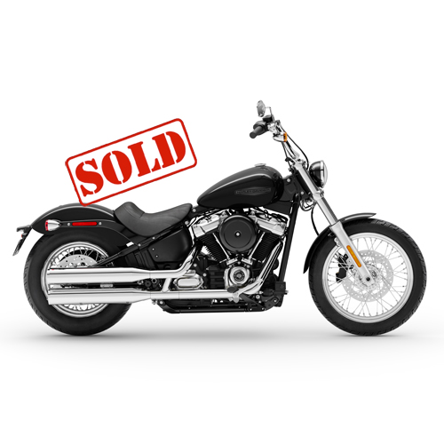 softail std sold
