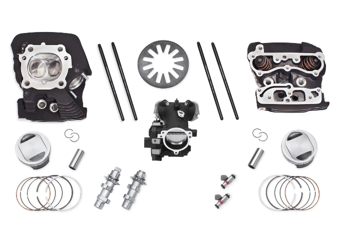 Kit Screaming Eagle® Twin Cam Stage IV - 103 a 103