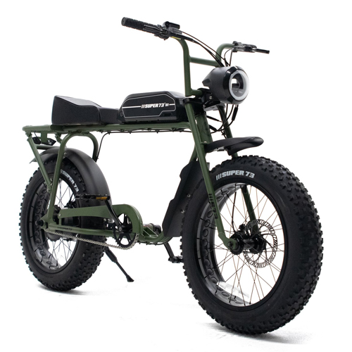 SUPER 73 - SG Army Green Electric
